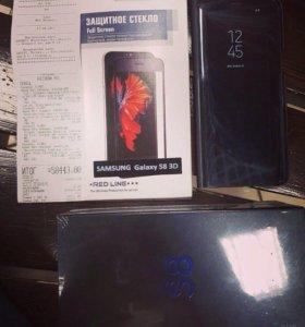 Новый Samsung Galaxy S8 запечатанный!!
