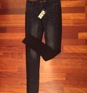 Новые джинсы скинни Miss Sixty