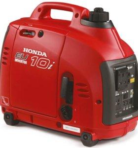Бензиновый генератор инверторный Honda EU10i T1 RG