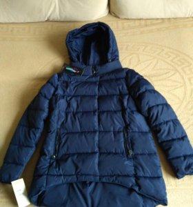 Куртка зимняя 56 размер