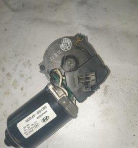 Разбор хендай портер 2. Моторчик стеклоочистителей