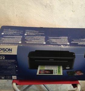 Принтер Epson s22