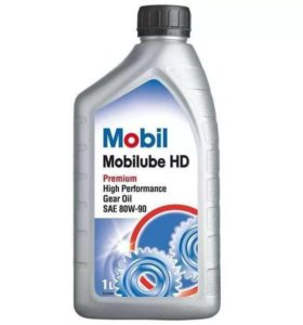 Трансмиссионное масло MOBIL HD