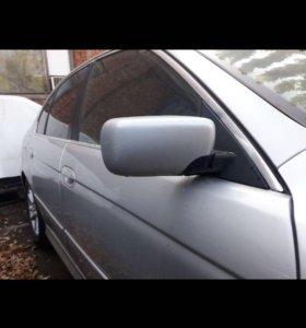 Зеркало правое на BMW E39