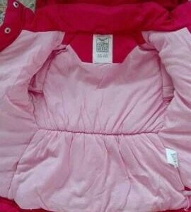 Демисезонная куртка для девочки