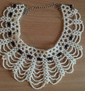Ожерелья-воротнички