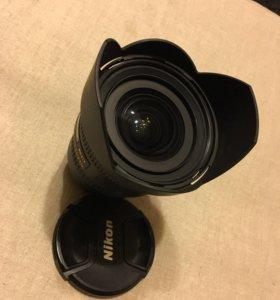 Nikon 18-35 G