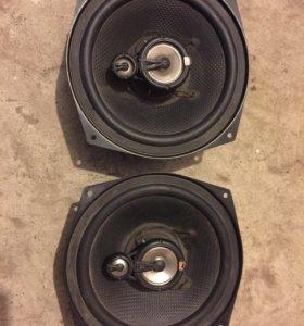 Колонки автомобильные 20см JBL серия GTO