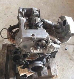 Двигатель на мерседес 124