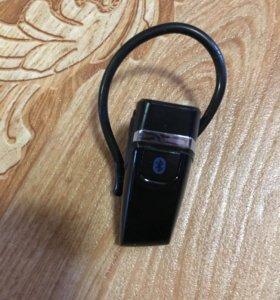 Универсальная Bluetooth гарнитура с зарядкой