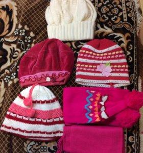 Шапки/шарфы