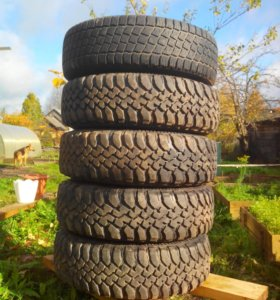 Шины Cordiant Off Road 225/75 R16