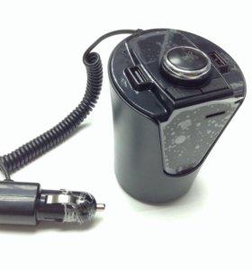 FM–transmitter HZ с Hands free (в прикуриватель)