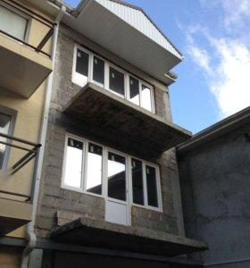 Таунхаус, 120 м²