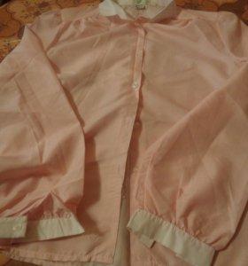 Английская блузка размер 16 AMOLET
