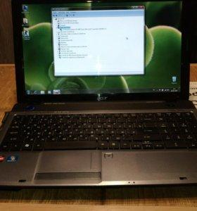 Игровой ноутбук Acer Aspire 5536