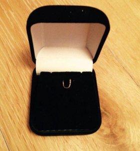 Подарочная коробочка для украшений.