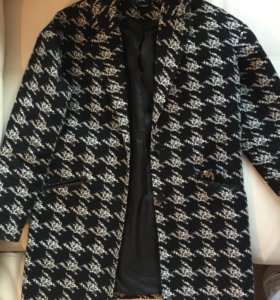 Лёгкое пальто-пиджак