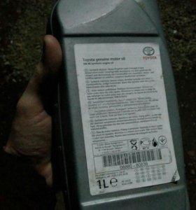 Моторное масло TOYOTA 5w-40