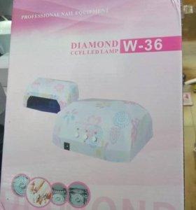 Лампа маникюрная (36W CCFL+LED)