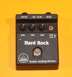 Почти бутиковый перегруз SMB Guitar Analog Device