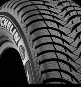 Зимняя резина Michelin Alpin a4 101V 225 55 r17