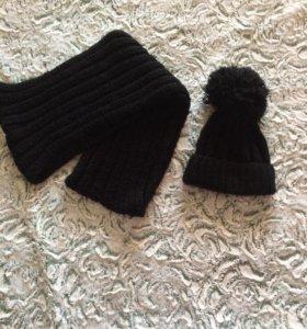 Любой комплект Шапка+хомут ,шапка +шарф