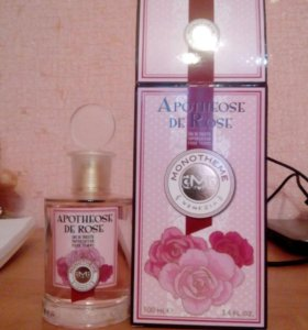Духи Apotheose de Rose Monotheme Venezia