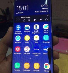Дисплейный модуль Samsung s8 plus целый оригинал