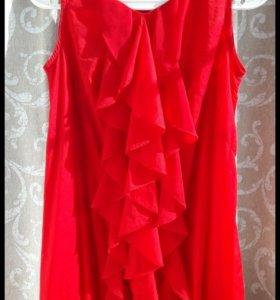 новое красное платье Be Free S