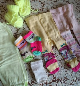Колготки,носочки для девочки