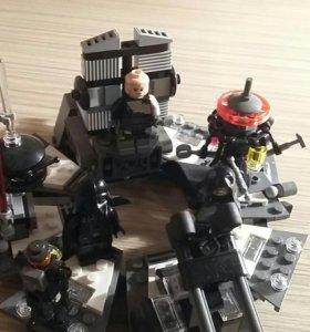 lego star wars Медицынская лаборатория