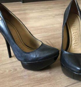 Туфли кожаные Paole Conte