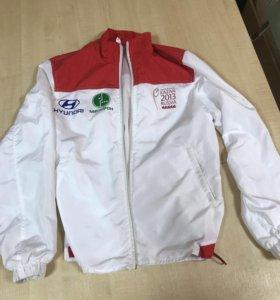Спортивный комплект одежды универсиады 2013