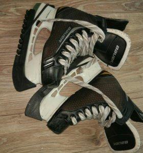 Коньки хоккейные Bauer 33,5(21см)