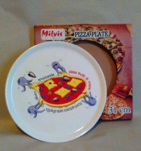 Тарелка для пиццы Milvis