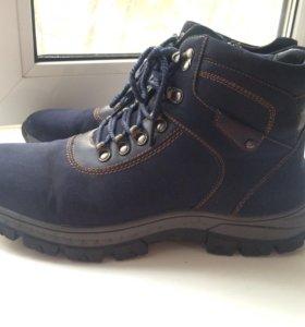 Мужская обувь 45 размер сезон зима