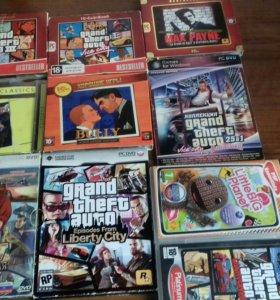 Игры на PC и PSP
