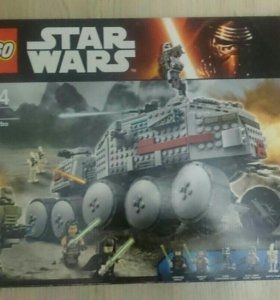 Lego 75151 Star Wars Clone Turbo Tank Турботанк
