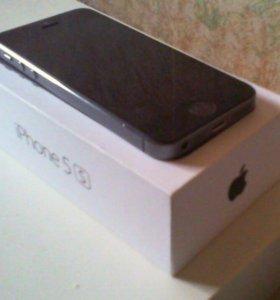 iPhone 5s 16gb полный комплект