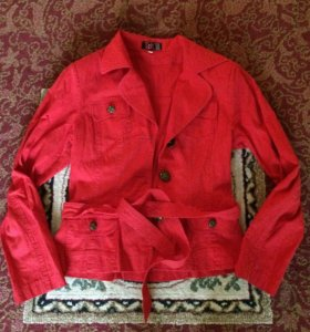 Пиджак лёгкий