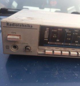 Тюнер Радиотехника т-7111 стерео