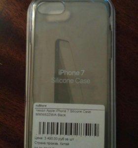 Чехол Apple iPhone 7 Silicone Case
