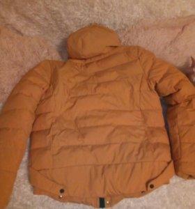 "Куртка на подростка ""пуховик"""
