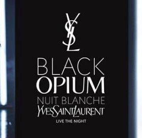 """YSL """"Black Opium Nuit Blanche"""""""