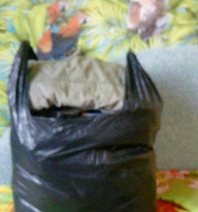 Пакет вещей на мальчика р.80-86