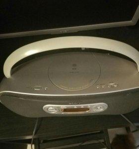 Магнитола Sony ZS-SN10L