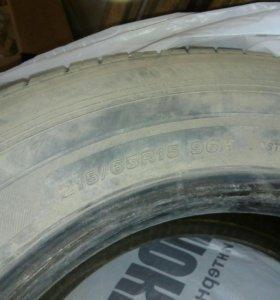 Летние шины Bridgestone 215*65*15