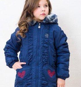 Детская куртка зима
