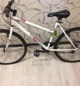 Два велосипеда B'twin rockrider 5 zero